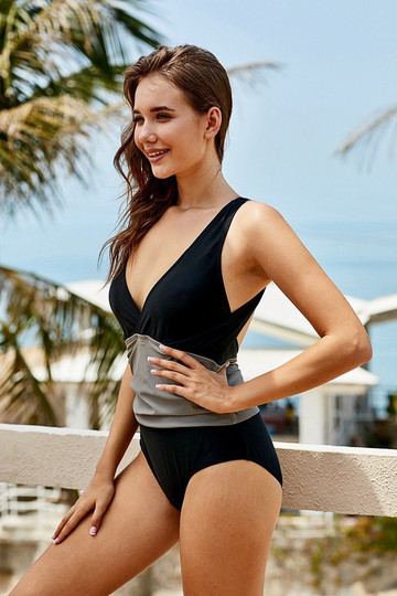 Better Off Ruched One-Piece Swimwear